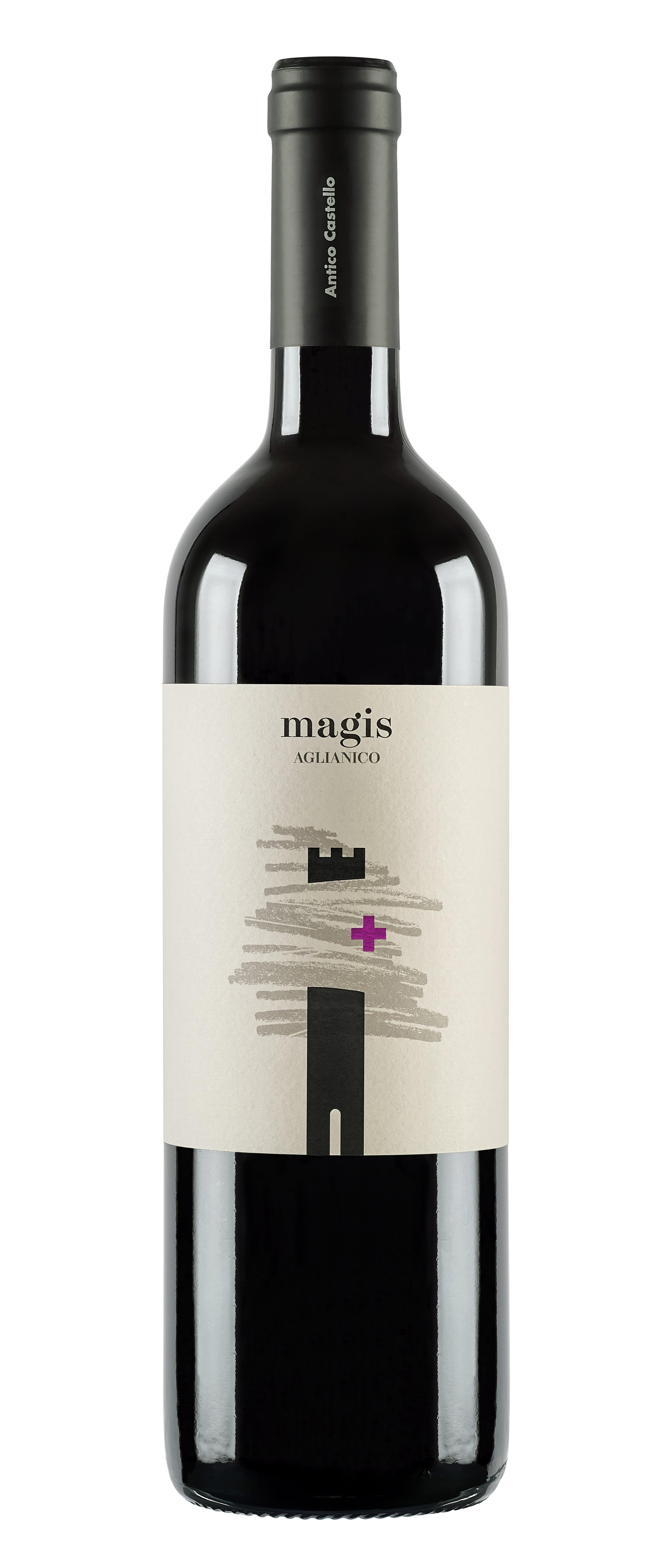 Vino rosso Magis Aglianico Antico Castello
